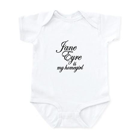 Jane Eyre Infant Bodysuit