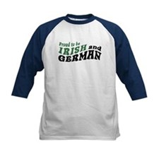 Proud Irish and German Tee