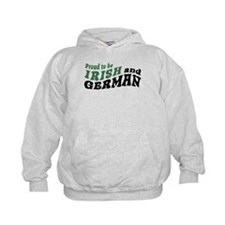 Proud Irish and German Hoodie