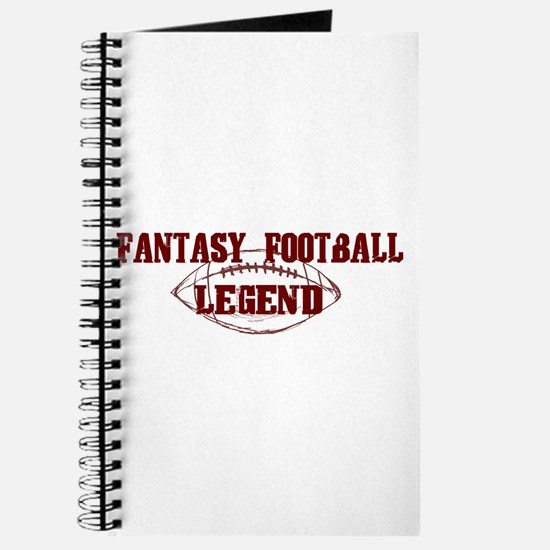 Fantasy Football Legend (new) Journal
