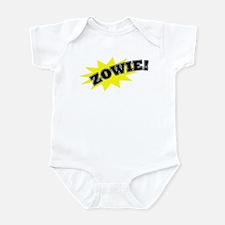 Unique Superhero robin Infant Bodysuit