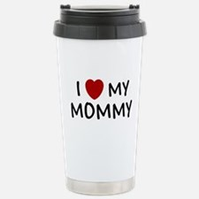 MOTHER'S DAY GIFT I LOVE MY M Travel Mug