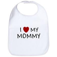 MOTHER'S DAY GIFT I LOVE MY M Bib