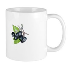 Blueberries Mug