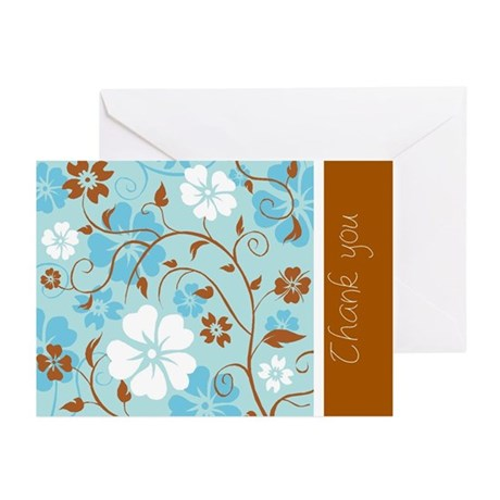 Thank-you Greeting Cards (Pk of 10)