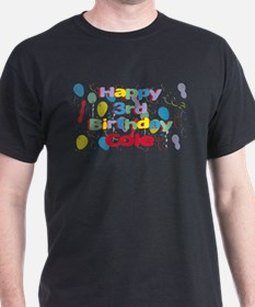 Cole's 3rd Birthday T-Shirt