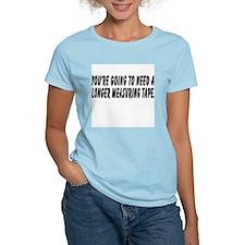 Longer Measuring Tape T-Shirt