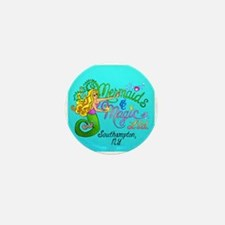 Mermaids & Magic Mini Button