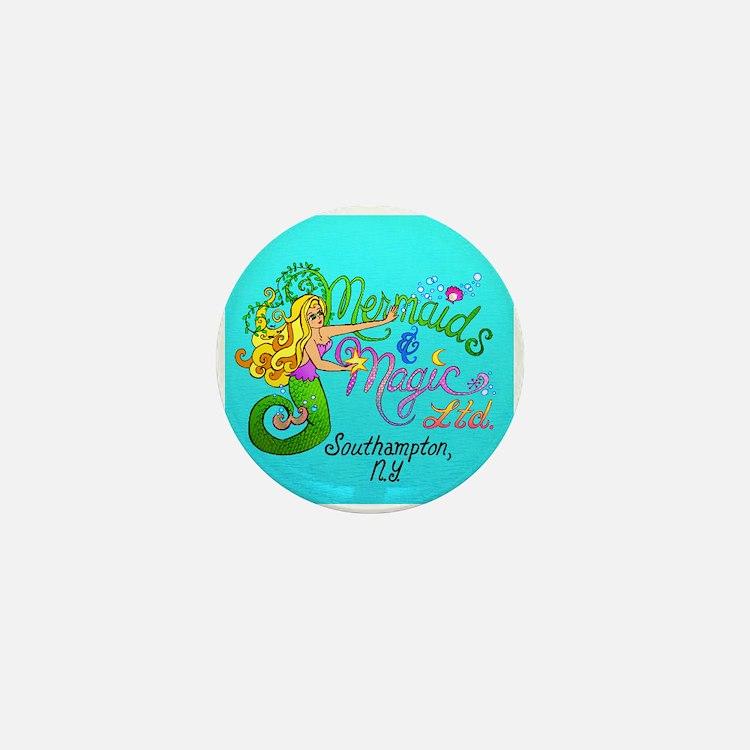 Mermaids & Magic Mini Button