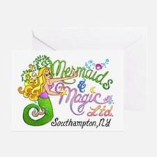 Mermaids & Magic Greeting Card