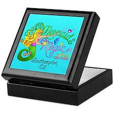 Mermaids & Magic Keepsake Box
