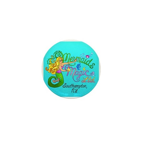 Mermaids & Magic Mini Button (100 pack)
