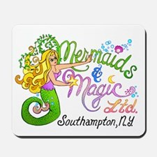 Mermaids & Magic Mousepad