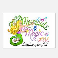 Mermaids & Magic Postcards (Package of 8)