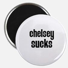 Chelsey Sucks Magnet