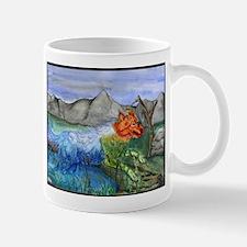 Unique Fantasy wolf Mug
