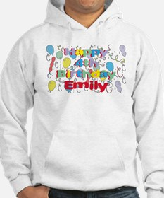Emily's is four years old an Hoodie