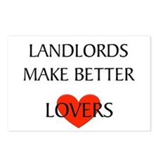 Landlord Postcards (Package of 8)