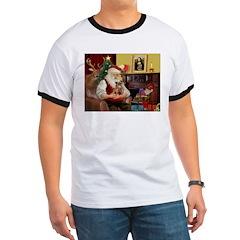 Santa's Chihuahua T