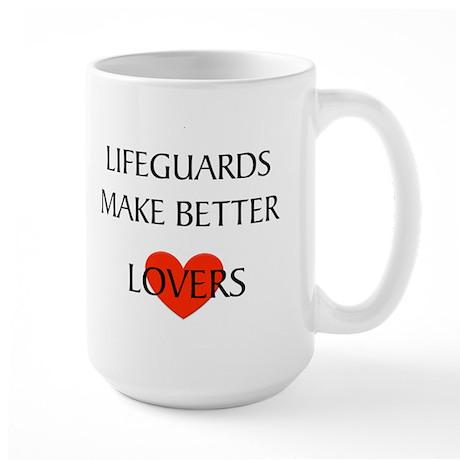 Lifeguard Large Mug