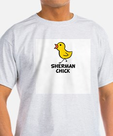 Sherman Chick T-Shirt