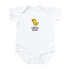 Lufkin Chick Infant Bodysuit