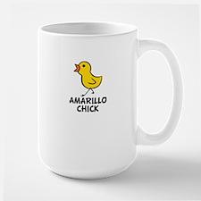 Amarillo Chick Mug