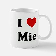 I Love Mie Mug