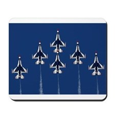 USAF Thunberbirds Mousepad