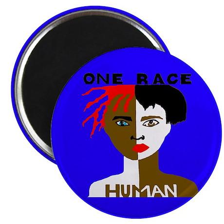 "Anti-Racism 2.25"" Magnet"