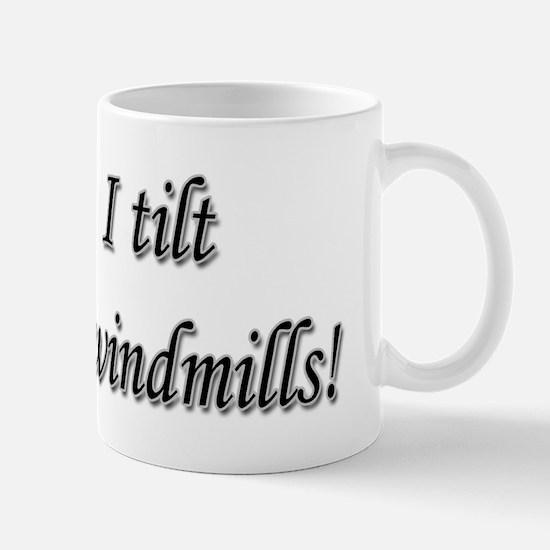 Windmills Mug