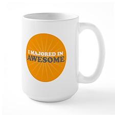 I Majored in Awesome Mug