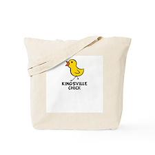 Kingsville Chick Tote Bag