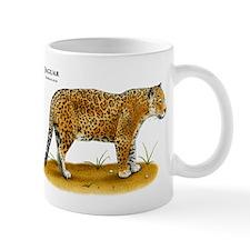 Jaguar Small Mug