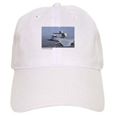 F-22 Raptor F-15 Eagle Baseball Cap
