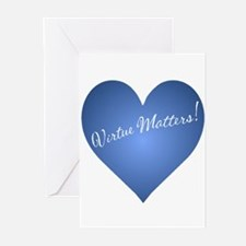 Virtue Matters Greeting Cards (Pk of 10)