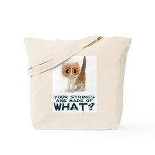 Catgut Strings Shocker Tote Bag