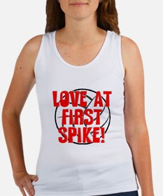 Love at First Spike Women's Tank Top
