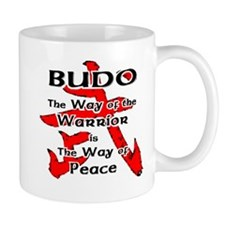 Budo - The Way of the Warrior Mug