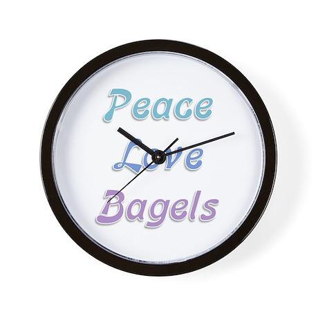 bagel Wall Clock