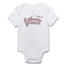 Organic! California Grown Infant Bodysuit