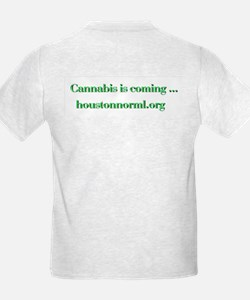 Houston Norml Athletic Department Kids T-Shirt