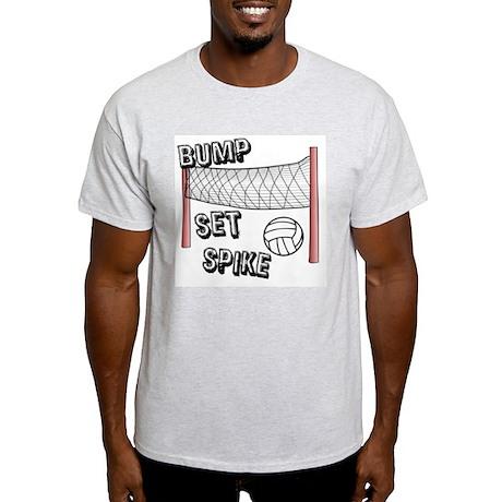 Bump, Set, Spike Light T-Shirt