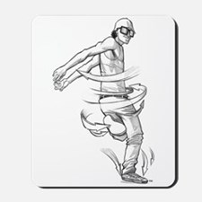 Kick Twist BBoy Mousepad