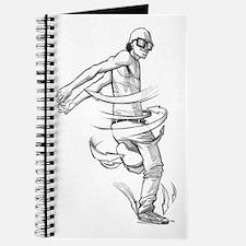 Kick Twist BBoy Journal