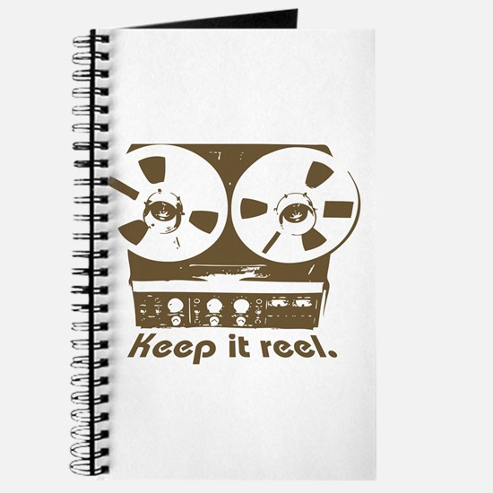 Keep It Reel Journal