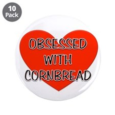 "cornbread 3.5"" Button (10 pack)"