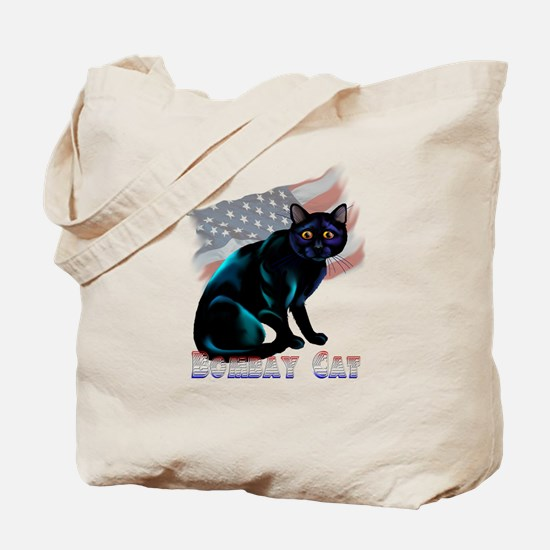 The Bombay Cat Tote Bag