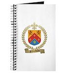 FALARDEAU Family Crest Journal