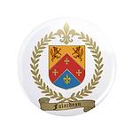"""FALARDEAU Family Crest 3.5"""" Button (100 pack)"""